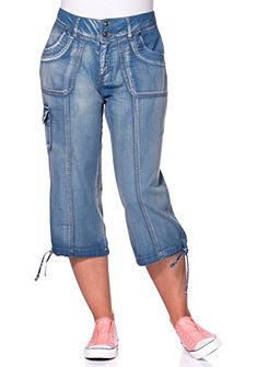 sheego Casual 3/4 kalhoty