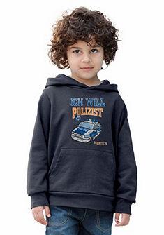 CFL Mikina s kapucí, pro kluky