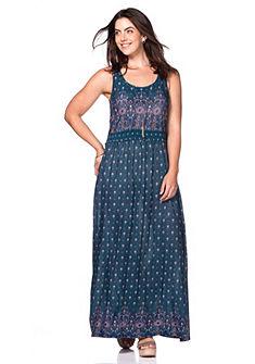 sheego Casual dlouhé šaty
