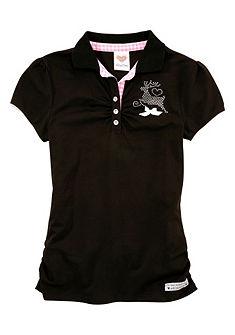 Dámské krojové tričko s třpytivými knoflíky, Marjo