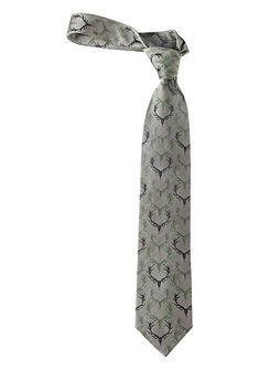 Krojová kravata v ušľachtilej kombinácii farieb