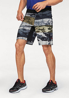Reebok  »One Series Winter Camo Sublimated Short« rövidnadrág