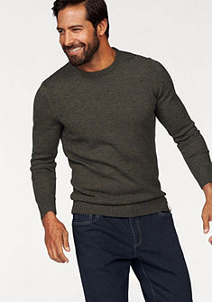 Man's World kerek nyakú pulóver