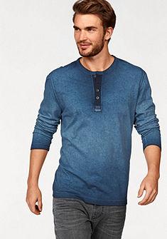 Tom Tailor Tričko s légou na knoflíky