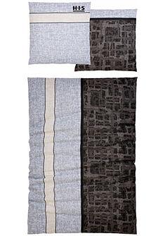 Posteľná bielizeň, H.I.S, »Mailow« v atraktívnom dizajne