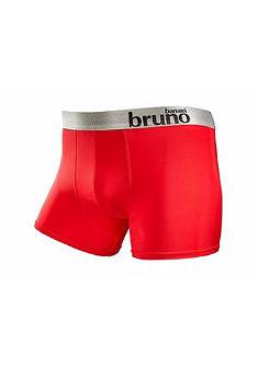 Bruno Banani Boxerky jednofarebné červené