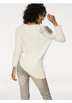 Horgolt pulóver