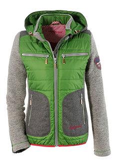 Dámska krojová outdoorová bunda sľahkým prešívaním, Almgwand