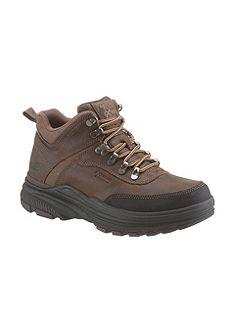 Skechers Šněrovací boty kotníkové