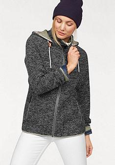 Polarino flísový pletený sveter