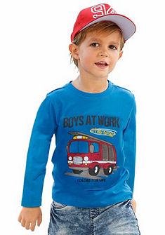 CFL Tričko s dlouhým rukávem pro chlapce