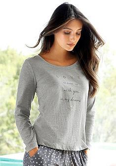 Tričko s dlouhým rukávem, LASCANA