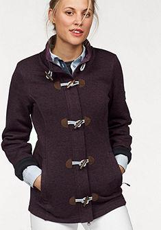 Polarino pletená flísová bunda