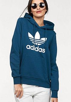 adidas Originals Mikina s kapucňou »TRF LOGO HOODIE«