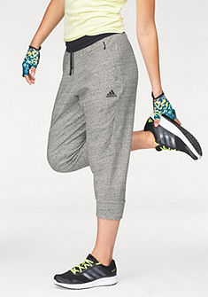 adidas Performance 3/4 nohavice »COTTON FLEECE 3/4 PANT«