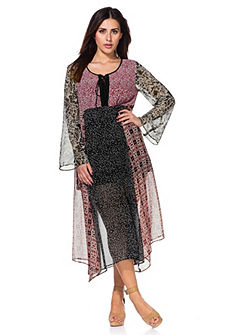 sheego Trend Dlouhé šaty