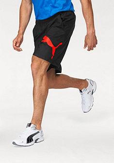 PUMA Sportovní šortky »Ess Dry Branded Woven Short«