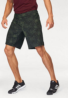 adidas Performance Šortky »ASS2GRASS FOREST SHORT GRAPHIC«