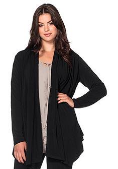 sheego Style Džersejový sveter
