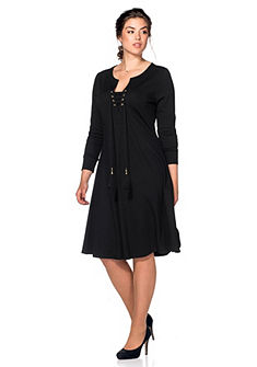 sheego Style Žerzejové šaty
