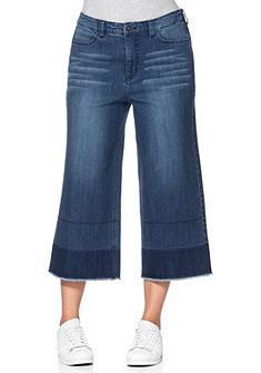 sheego Denim Jeans Kalhotová sukně