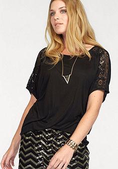 Vero Moda Tričko s kulatým výstřihem »LISBETH«
