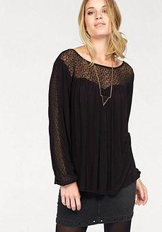 Vero Moda Tričko s dlouhými rukávy »LUNA«