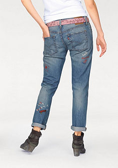 Levi's® Boyfriend-Jeans »501«