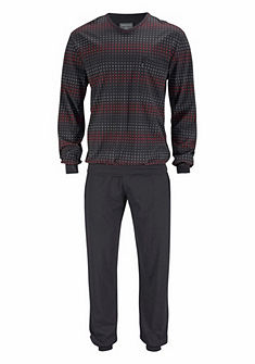 Ammann, Dlhá pyžama, Tričko a nohavice s manžetami