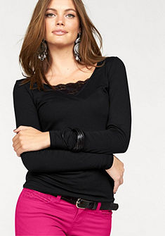 Melrose Tričko s dlouhým rukávem