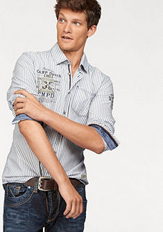 Camp David Pruhovaná košeľa