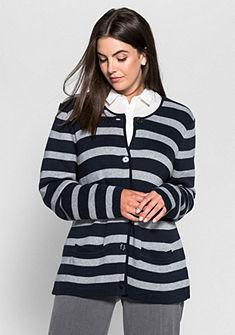 Sheego Class Pletený svetr