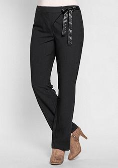 sheego Trend átkötős hatású sztreccs nadrág