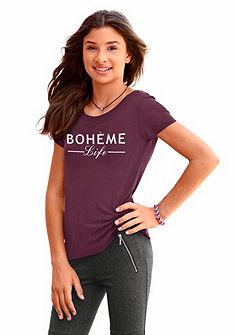 Arizona póló elején nyomásmintával, lányoknak