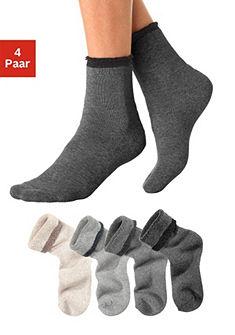 Lavana Froté ponožky (4 páry)
