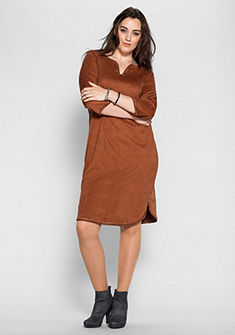 sheego Style Šaty s krajkou