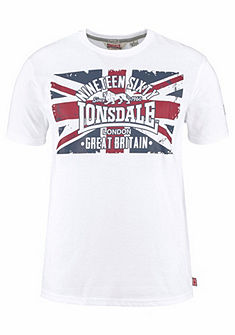Lonsdale triko s kulatým výstřihem »BRIGG«
