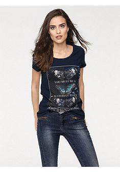Vzorované tričko