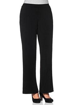 sheego Style Džersejové nohavice »široké«