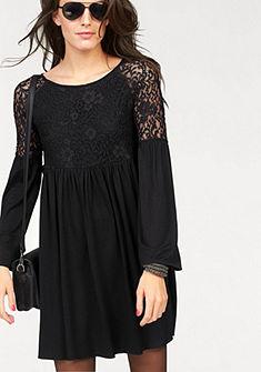 Žerzejové šaty Aniston