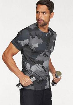 Nike Športové tričko »NIKE PRO HYPERCOOL TOP SHORT SLEEVE FITTED AOP«
