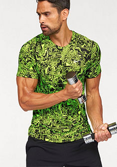 Nike triko na běhání »DRY UV MILER TOP SHORT SLEEVE PRINT«