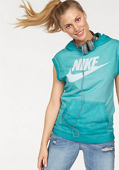 Nike NIKE SLEEVELESS PO HOODY WASH Mikina s kapucí