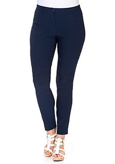 sheego Casual Basic Bengalin-Sztreccs nadrág