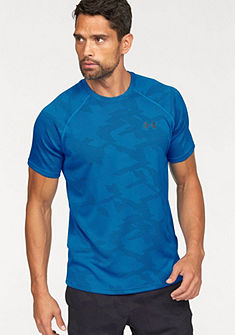 Under Armour® funkční triko »UA TECH JACQUARD TEE«