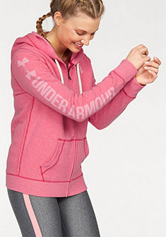 Under Armour® mikina s kapucí »FAVORITE FLEECE FULL ZIP«