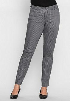 sheego Style Úzké strečové kalhoty
