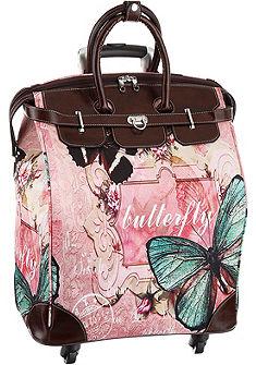 Laura Scott nákupná taška na kolieskach