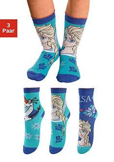 Disney Detské ponožky (3 páry)
