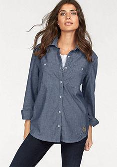 Cross Jeans® džínsová blúzka